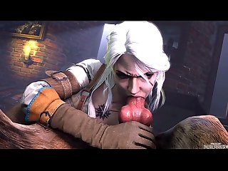 The witcher ciri gif collection 3