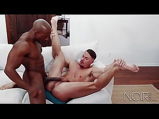 NoirMale BBC Daddy Cheats On Boyfriend With Hung Friend