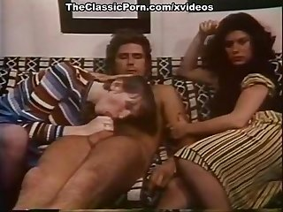 Candida Royalle, Ange Tufts, John Gregory in classic fuck video