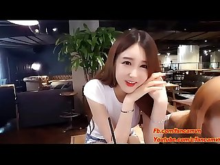 Hot Girl streamer n i ti ng hn qu c c c xinh p mp4