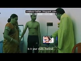 Bangla boy caught by parents during watching porn masturbation