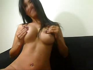 Latina masterbate