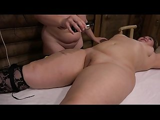 Hot sex games and unusual fantasy fetish of two mature lesbians with big tits. Licking oily..