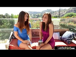 Lesbians make love Sex scene on camera movie 26