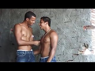 Two hot Brazilians have sex in an abandoned place - chacalesmxcam.com