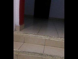 Espiando habitacion de hotel gemidos