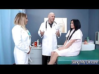 Hard sex in doctor office with horny patient video 30
