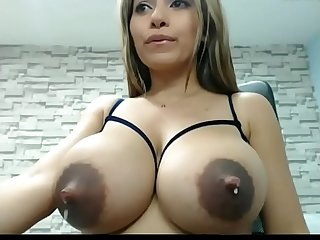 Cam girl shoots milk out of her epic titties part 1 see more at bestsexycamgirls com