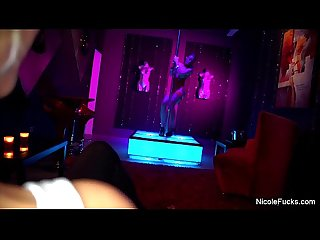 Nicole aniston strip club lesbians