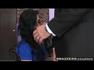 Slutty alt teen (Aimee Black) shows off her Anal Business Plan - Brazzers