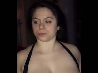 Pawg gets Smashed and used by 2 big dicks