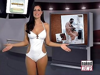 Rachelle wilde naked news 9
