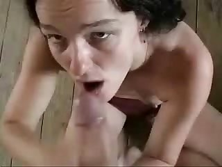Tired wife sucking pt 2