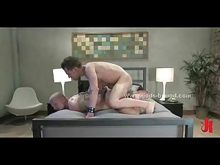 Gay sex slave bdsm fetish fucking
