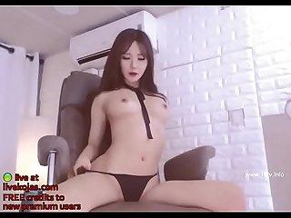 Korean bj neat sensual cum show live at livekojas com