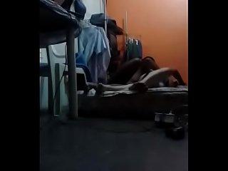 Spy cam gay alumno moreno es grabado con camara escondida y tiene sexo con su profesor