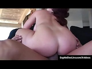 Busty brunette brit sophie dee gets banged in her high heels