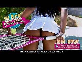 Blackvalleygirls horny private school girls have threesome