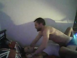 Jock fucks his gay cousin on webcam www sluttygaycams com
