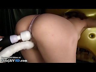 Japanese beauty got tied and face fucked