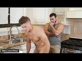 Men com jake porter jaxton wheeler right in front of my salad drill my hole trailer preview