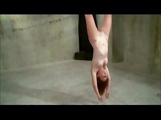 Extreme femdom suspension