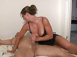 Jenny jerky girl handjob fuck
