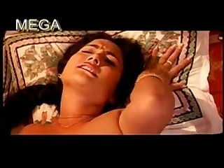 Maria hot on bed 6