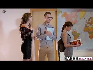 Step mom lessons naughty by nature starring gina gerson and charlie dean and niki sweet clip