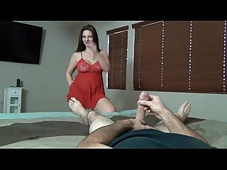 Mindi shows her step son girlfriend benefits pov fucking