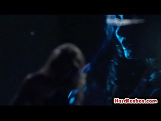 Horny Busty LEsbian Teens Hardcore Fuck Video 26