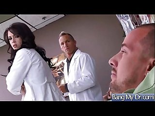 Sex Adventure Tape Between Doctor And Patient (noelle easton) clip-23