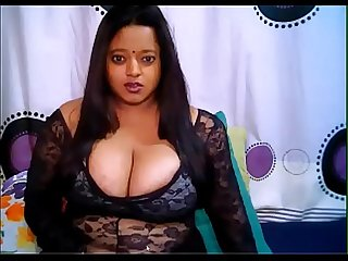 Desi big boobs girl showing her boobs in webcam edit 0