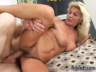 Renata is hot for cock