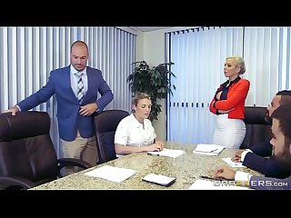 Brazzers - (Nina Elle) - Big Tits at Work