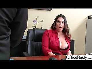 Office Horny Girl (Alison Tyler) With Big Melon Tits Enjoy Hard Bang mov-01