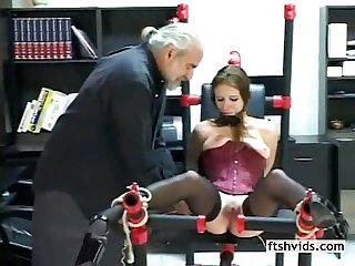 Serenity Painful Forced Masturbation