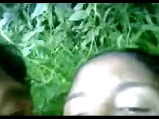 Desi village Girl fuccked hard by bf outdoor wid audio