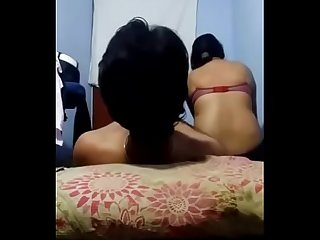 Indian Desi girl fucking brother inla