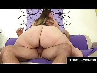 Jeffs Models - Gorgeous Teen Plumper Sapphire Rose Cowgirl Compilation 3