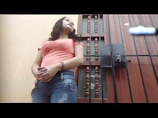 Linda Nenita con Rico cuerpito