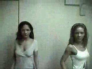 Lesbian twin Sisters