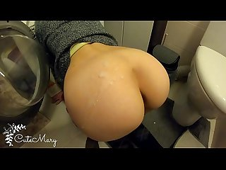 STEPMOM FUCKED BY STEPSON WHILE SHE STUCK IN WASHING MACHINE