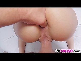 Sexy stepdaughter Lily Jordan gets fucked