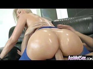 anikka albrite slut girl with big round oiled butt like anal hard sex Vid 04
