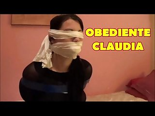Obedient Claudia