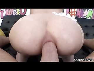My ass can take it so deep! - Pepper Hart and Mike Adriano