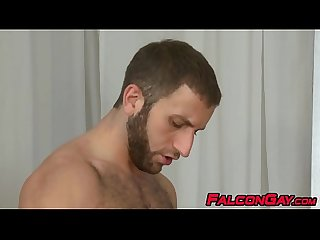 Hardcore anal foursome sex with muscular studs