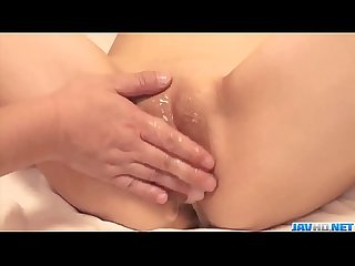 Anna mibu hard fucked and creamed with jizz more at javhd net