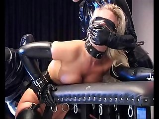 Latex domination bdsm video 25 more at fem69 tk